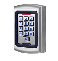 郑州安可通AKT-K10刷卡金属防水门禁一体机 手机APP门禁功能刷卡 密码 防水 金属材质