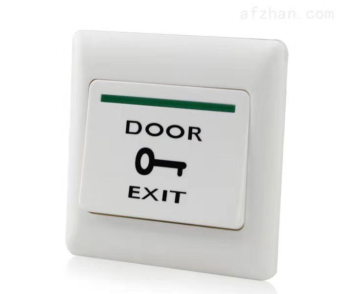 郑州中控智慧门禁开关 出门按钮 有暗装和明装 红外感应等
