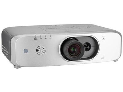 松下PT-FX510C  投影画面尺寸:40-300英寸 亮度(流明):5300 标准分辨率:1024X768dpi 对比度:1001-3000:1 屏幕宽高比例:4:3