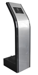 熵基科技  中控智慧考勤机柜  汉王人脸考勤机柜  立式考勤机全国批发销售  支持定制
