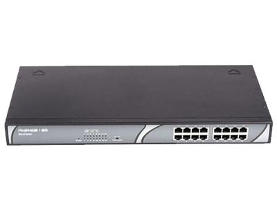 锐捷 RG-S1816+ 16个10/100Mbps端口机架式快速以太网交换机
