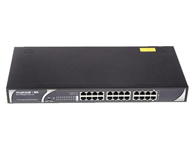 锐捷 RG-S1824GT-EA-V2 机架式千兆非网管型交换机