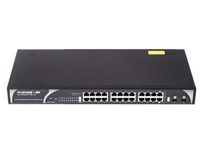 锐捷 RG-S1824GT-ES-V2 机架式非网管型交换机