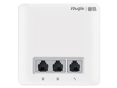 锐捷 RG-RAP100 墙面式无线接入点