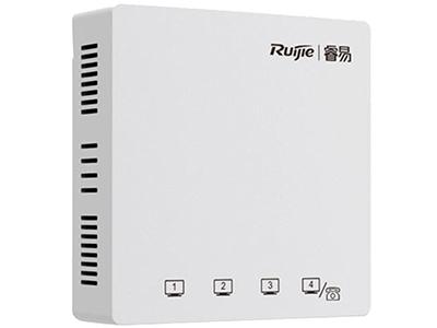 锐捷 RG-RAP120(V2) 双频室内面板型无线接入点