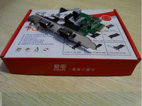 PCI-E串口卡