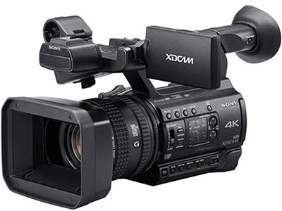 索尼 PXW-Z150 4K CMOS 小巧手持式广播级摄录一体机