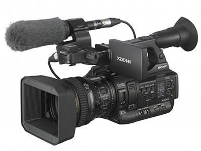 索尼 PXW-X280 手持式存储卡摄录一体机 闻采访/纪录片制作