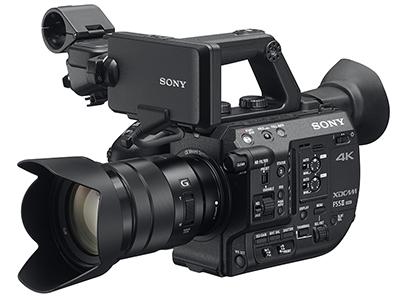 索尼 PXW-FS5M2 专业数码4K便携式摄录一体机