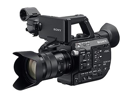 索尼 PXW-FS5K 4K专业高清摄像机 婚庆摄影