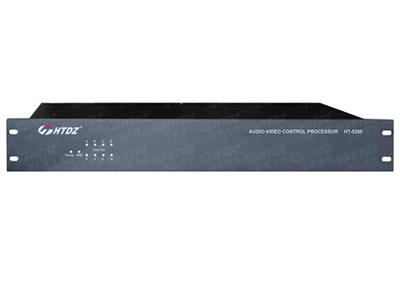 """HT-5200-可編程智能控制主機  """"內置串行端口:11個,其中3路雙向傳輸RS232,2路單向RS232接口,2路RS485接口,任意串行口,可自定義控制各類通訊設備; 內置弱繼電器口:8個,歐插接口; 內置WLAN端口,網卡插槽,選配網卡,可升級為網絡遠程控制; 支持無線/有線墻上面板,無線/有線觸摸屏,電腦軟件,網絡控制等多種方式控制; 內置IO口:8個,支持IO出發信號; 內置12V電源口:3個,支持外接12V供電設備,開機自動供電。"""""""