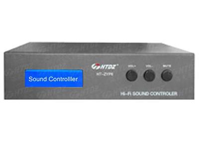 """HT-ZYP6-六路音量控制器  """"◆ 有手動和中控或電腦集中控制調音功能; ◆ 斷電后最后一次狀態保存功能; ◆ 液晶實時顯示各通道間量大小的功能,20段顯示精度; ◆ 有靜噪處理; ◆ 音量淡出處理功能(音量是慢慢達到上次音量大小狀態); ◆ 六聲道同步或異步調音功能,支持5.1聲道調音模式; ◆ 有預設效果處理; ◆ 兼容線形話筒調音; ◆ 適用于高檔會議室、多功能廳、作戰指揮中心、禮堂、超市背景音樂系統等。"""""""