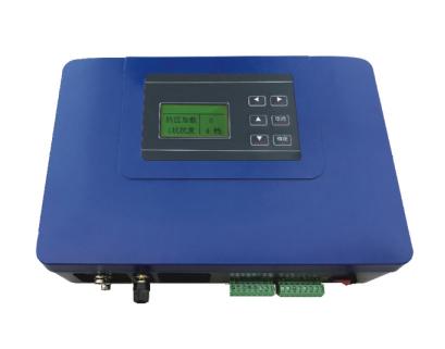 泄露电缆探测器 内置网络模块,可通过网络与报警主机和控制室的计算机相互连接
