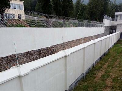 部队弹药库-电子围栏