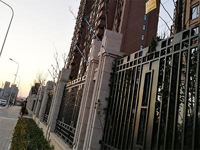 小区6线电子围栏