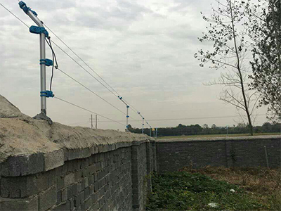 烟花爆竹厂区电子围栏