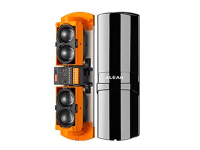 艾礼安 新一代ABH系列  四光束主动红外对射探测器 4段变频,频率误差精确至1\%以内,完全避免误报、漏报、人为技术破解,轻松过滤红外遥控器、红外摄像机和同行其它红外设备干扰