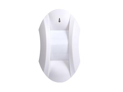 艾礼安 迷你幕帘红外探测器 EAP-200T探测距离:6m 灵活的安装方式:可壁装或吸顶安装 防护卧室和客厅,防止家里有人时候的非法闯入
