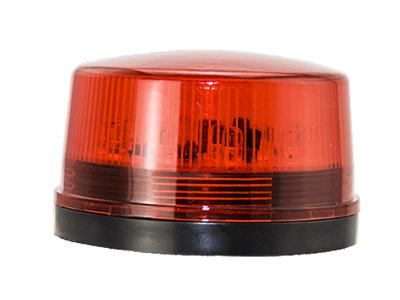 艾礼安 报警闪灯 AL-05 工作电压:12V 工作电流:250mA 声压指数:108dB 声调频率:3.8KHZ