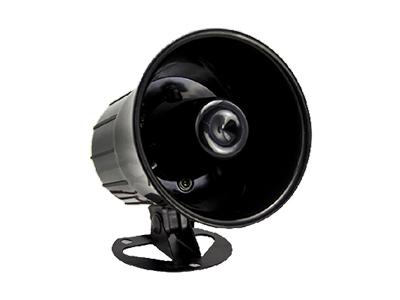 艾礼安 报警喇叭警号 ES-626 工作电压:12V 电压:115dB 输出功率:15W