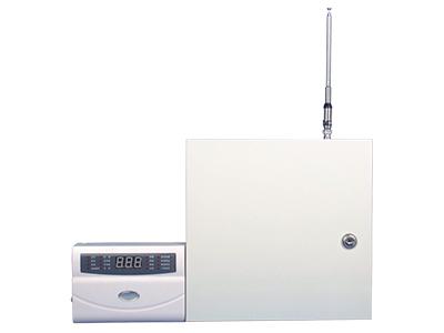 宁波恒博 HB-G250 工程主机 8个有线992个无线可编程防区。 含键盘、15V电源适配器、无线接收模块。支持Ademco contact Id通讯协议。