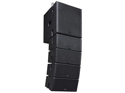 JRK COX5.4A 工程類線陣音響  適用于會議室、多功能廳、小型室內外演出、劇院、教堂等各種擴聲場所。