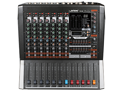 JRK TD-8I調音臺