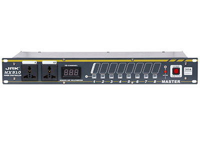 JRK MX310 10路電源時序器