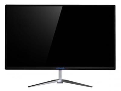 瀚美奇V5(24寸)黑色HDMIVGA双接口IPS全金属超窄边超薄黑色