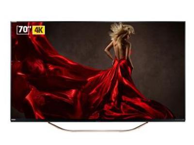 夏普LCD-70SU766A(70寸)70Z4 智能4K含3个月奇异果影视会员
