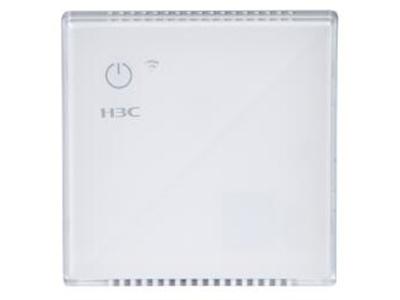 H3C PL101/103 智能面板  支持POE受� 支持�pSSID、支持物�WiFi�_�P 支持系列WiFi智能�缃K端接入 �色可