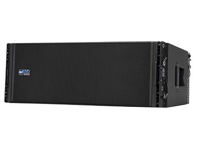 RCF TTL 55-A 有源三分頻陣列音箱 3500W 4路功放 6×大功率釹磁單元 96KHz,32Bit DSP處理 RDNET遠程檢測和控制