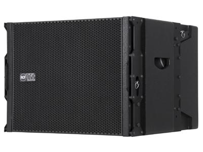 """RCF TTL12-AS 線陣列超低音頻有源揚聲器 1000W智能電源功率放大器 帶通式設計 12""""大功率釹低音揚聲器,帶4""""音圈 高品質模擬輸入板"""