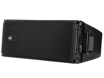 RCF HDL 30-A 有源兩分頻線陣列音箱 2200W雙向功放 137 DB最大聲壓級 板載獨家FIRPHASE技術 RDNET控制和管理