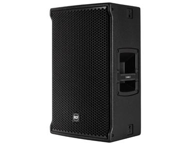 RCF NX 32-A 有源兩分頻多功能音箱 1400 W 2路D類功放 131 DB 最大聲壓級 50 - 20000 HZ頻率范圍 90°X 60°恒定方向性覆蓋