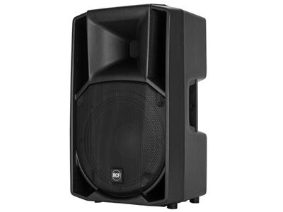 "RCF ART 712-A MK4 有源兩分頻音箱 1400 W兩分頻峰值功率 129 DB最大聲壓級 1.0""高頻單元,1.75""音圈 FIRPHASE技術"