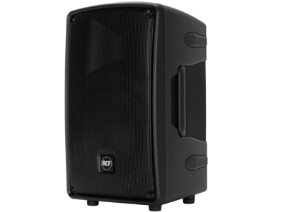 "RCF HD 10-A MK4 有源兩分頻音箱 800 W 2路峰值功率 最大SPL為128 DB 10""低音喇叭,高功率,2.0""音圈 FiRPHASE處理"