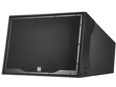 "RCF HL 2240 兩分頻無源線陣音箱 2 X 12""低頻單元,帶3.5""音圈 RCF PRECISION 4.0""高頻單元,鈦穹頂 141 DB最大聲壓級 1500W額定功率(1350W低頻,150W高頻)"