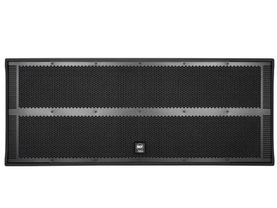 "RCF V 221-S 無源超低頻音箱 4000W AES 2 X 21""低頻單元,4.5""音圈 高功率,低音反射低頻系統 最大聲壓級為143 DB"