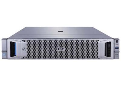 H3C UniServer R2900 G3(0235A3R0)  標配 1個Intel Xeon-Bronze 3104 (1.7GHz/6-core/85W)處理器,可支持最大2個處理器;標配1個16GB DDR4-2400 RDIMM內存,16個內存插槽;8個3.5英寸大尺寸 SATA LFF 熱插拔硬盤槽位,標配無硬盤;標配板載陣列卡;標配1塊4口 mLOM 千兆以太網卡;標配1個H3C HDM服務器管理端口;1個550W(94\%)電源,可選1+1熱插拔冗余;標配無PCIe轉接板;2U簡易導軌;3年5*9,NBD
