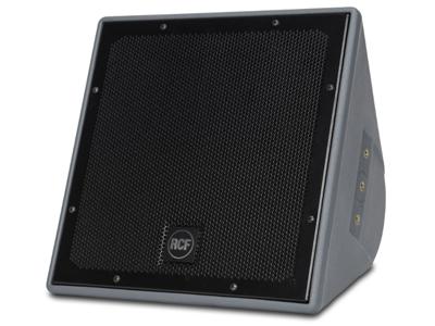 """RCF P 6215 防風雨同軸兩分頻音箱 一個15""""高輸出低頻單元,帶3""""音圈 一個1.3""""精密高頻單元,帶2.5""""音圈 有源MOSFET壓縮驅動器保護 12個黃銅懸掛點(M10)"""