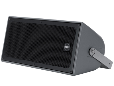 """RCF P 5228-L 戶外/室內兩分頻音箱 500 W AES 2x18""""大功率釹低音揚聲器,2.5""""音圈 1.0""""釹磁高頻單元,1.75""""音圈 低阻抗補償交叉網絡"""