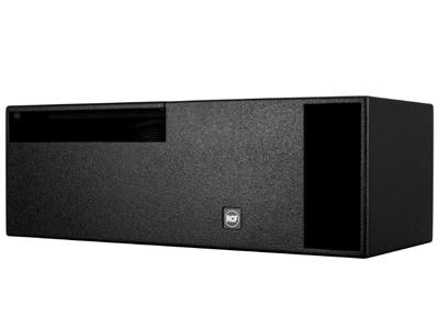 "RCF S 8015LP 超低頻無源音箱 15""低頻單元,4.0""音圈 響應低至43 HZ 134 DB最大聲壓級 帶通低頻音箱"