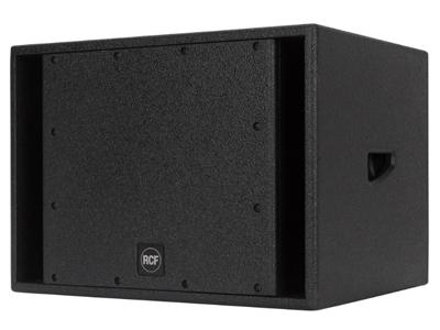 "RCF S 4012 超低頻無源音箱 12""低頻單元,3.0""音圈 124 DB最大聲壓級 響應低至45 HZ 機柜頂部35毫米標準桿安裝"