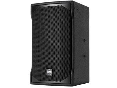 """RCF E MAX 3110 全范圍高功率近場揚聲器 128 DB SPL MAX 300 W AES額定功率 60 - 20000 HZ頻率范圍 1""""壓縮驅動器,10""""低音單元高分辨率傳感器"""