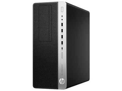 """惠普HP EliteDesk 800 G4 TWR(4UM73PA)  EliteDesk 800 G4 TWR/New Core i3-8100(3.6G/6M/4核)/4G(1*4G DDR4 2400)/1TB(3.5"""" SATA)/超薄DVDRW/Windows 10 Home 64位/USB超薄抗菌鍵盤/USB Optical抗菌鼠標/250W白金電源/3-3-3全保/機箱智能電磁鎖/VGA接口(VGA接口可以改成HDMI或DP或USB TYPE-C)"""