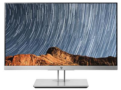 "惠普 E243(1FH47AA)  (23.8""寬屏16:10 LED背光IPS液晶顯示器,VGA/HDMI/DP 1.2(VGA線和DP線),250nits,1000:1,5百萬:1(動態對比度),8ms(灰度),屏幕高度可調整,軸心旋轉,左右旋轉,1920x1200)"