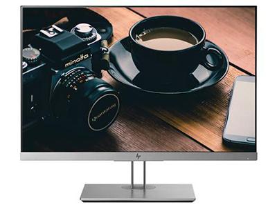 """惠普 E273(1FH50AA)  (27""""寬屏16:9 LED背光IPS液晶顯示器,三邊超窄邊框,VGA,HDMI 1.4,DP 1.2(支持HDCP)接口,2個USB 3.0 接口,有DP和HDMI線纜,250nits,1000:1,5百萬:1(動態對比度),5ms,屏幕高度可調整,軸心旋轉,左右旋轉,1920x1080,94\% sRGB)"""