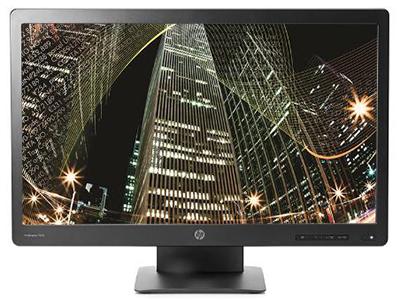 惠普 P232(STM121)  23寸寬屏,1920*1080,1個VGA,1個DP 1.2(支持HDCP)接口,屏幕可以前后調整,EPEAT金獎顯示器,能源之星