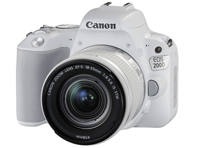 佳能 迷你单反EOS 200D(EF-S18-55mm f/4-5.6 IS STM)